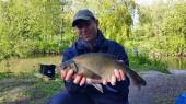 Joe Kantor - 2.5lb bream, Match Lake