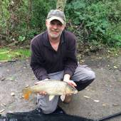 Michael Morley was a guest in the Six House recently and enjoyed the fishing.